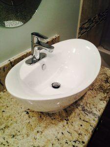 Granito baños - Grupo Pazos.