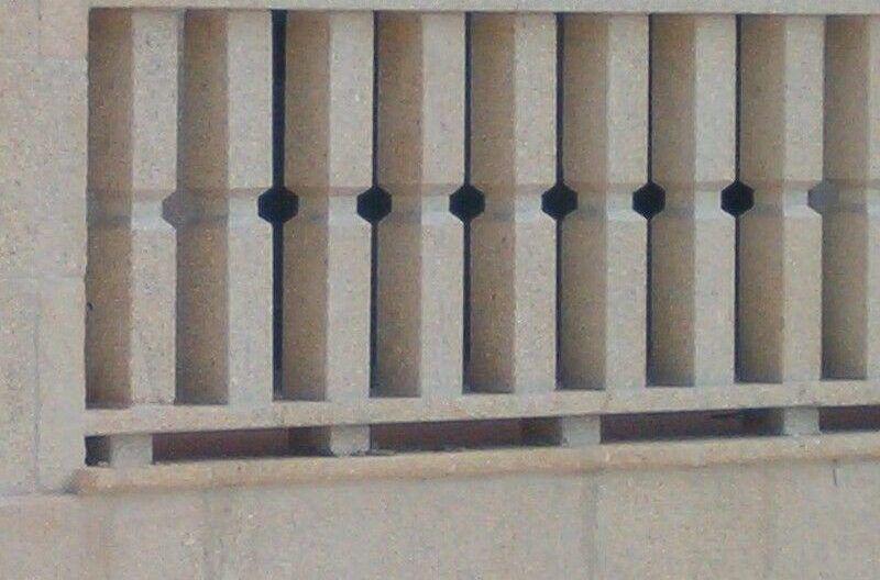 Balaustrada granito 4