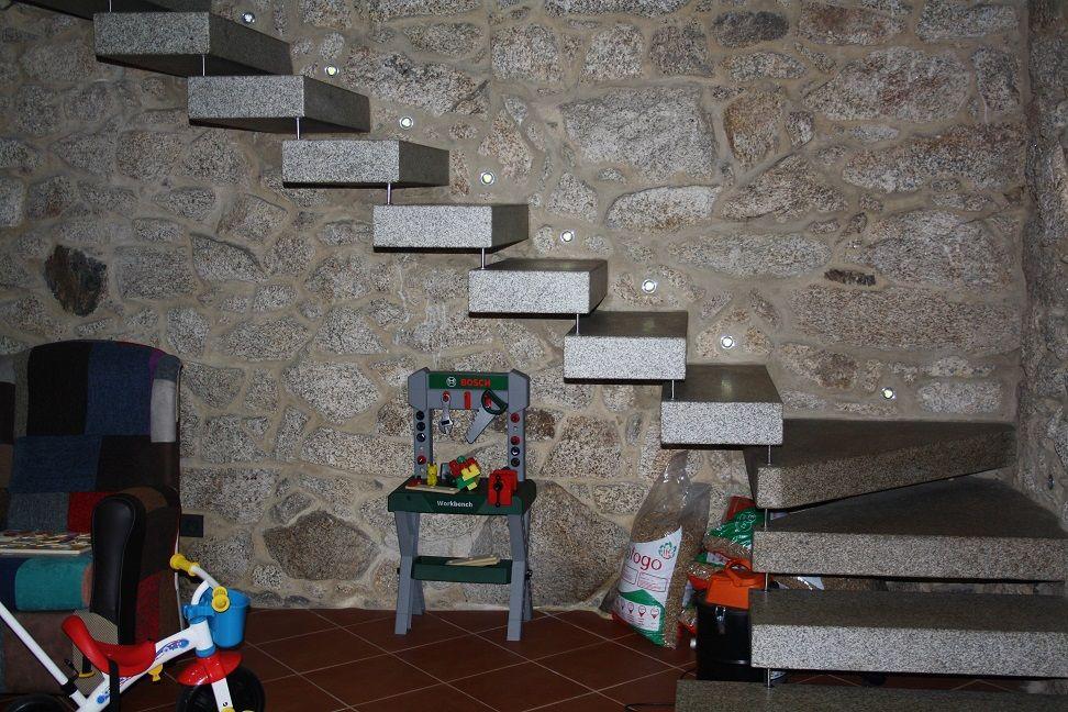 Escalera granito 1