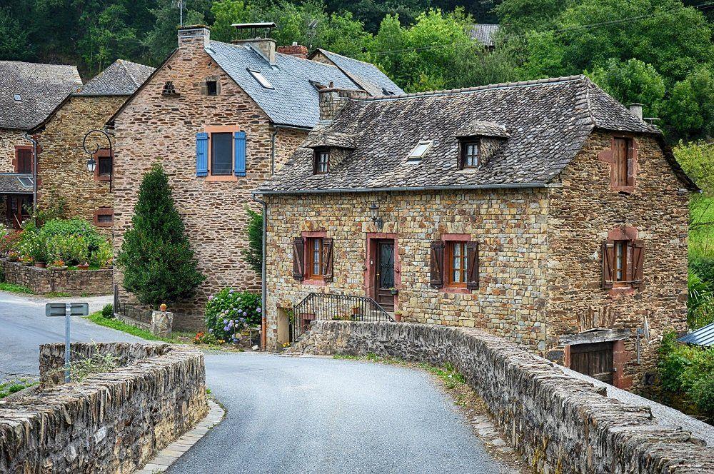 Casa de piedra, una construcción duradera y sostenible