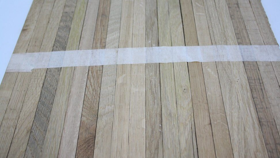 parquet industrial roble