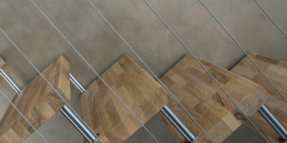 Escaleras de madera 1