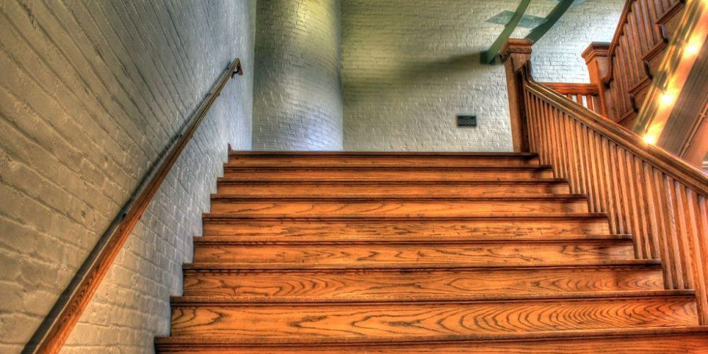 Escaleras de madera 4