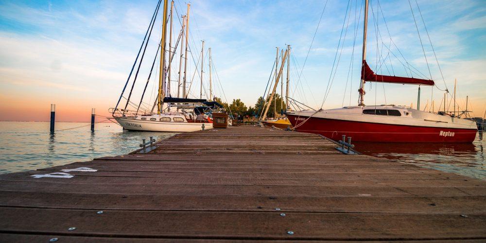 puerto deportivo madera 1