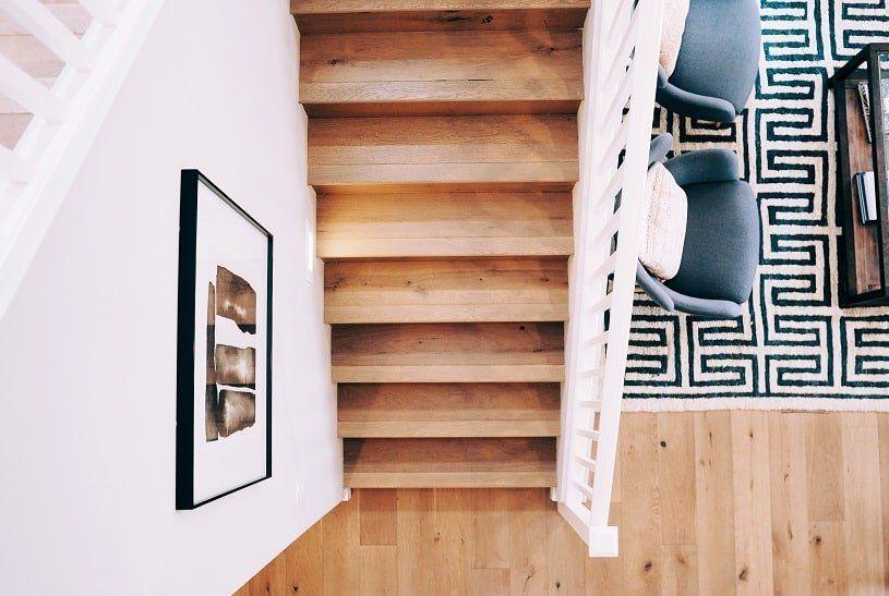 Escaleras de madera: tipos y mantenimiento