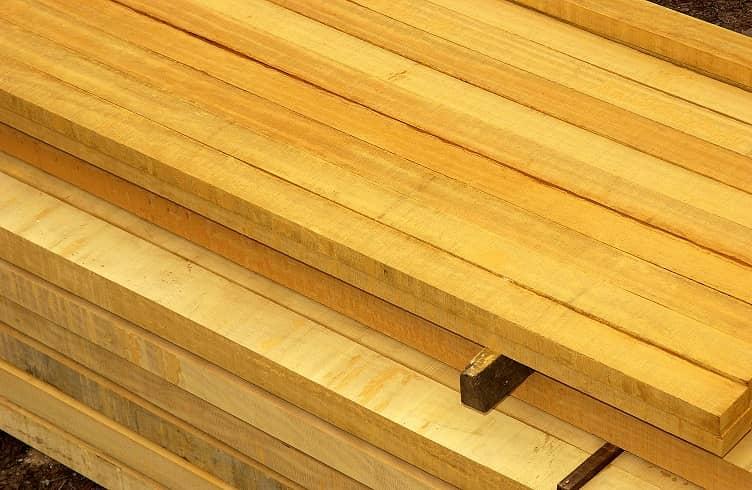 Pontones madera - Grupo Pazos