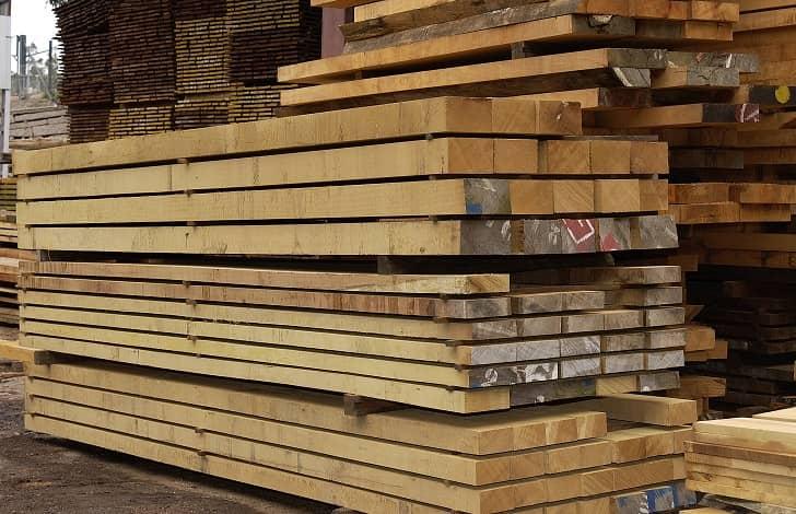Pontones madera