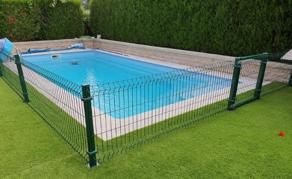 Enrejado piscina 1